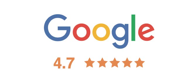 google-rating-
